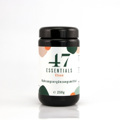 47 Essentials - Clean (250g)