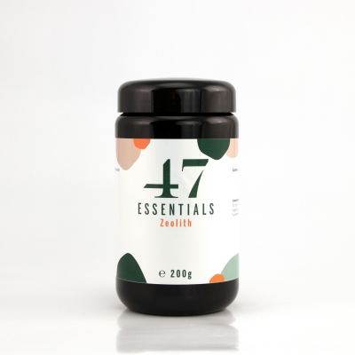 47 Essentials - Zeolith (200g)