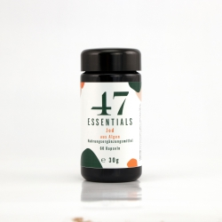 47 Essentials - Jod (60 capsules)