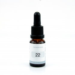 Symbio-Harmonizer drops - 22 Wirbelsäulenregulation (15ml)